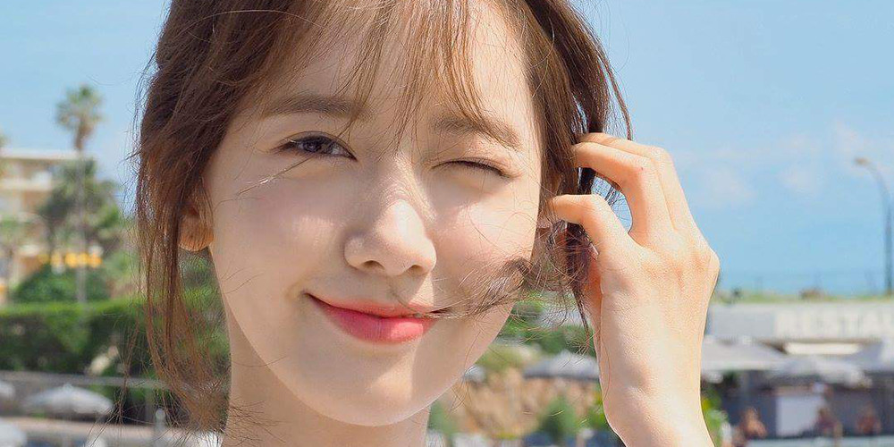 SNSD Yoona Pictures for Alcon Promotion - SNSD GGS