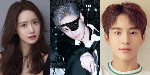 YoonA, Haechan, Jungwoo, Seulgi, Yeri, Taemin, Heechul