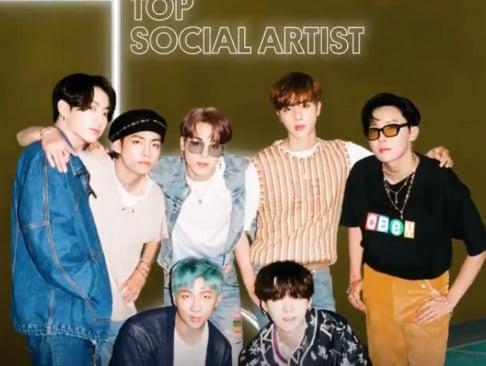 BTS, EXO, GOT7