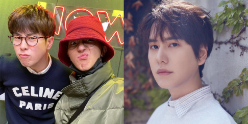 P.O., Kyuhyun, Song Min Ho (Mino)