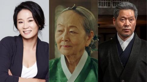 Choi Won Young, Jun Ji Hyun, Lee Min Ho, Seo In Guk, Sung Dong Il