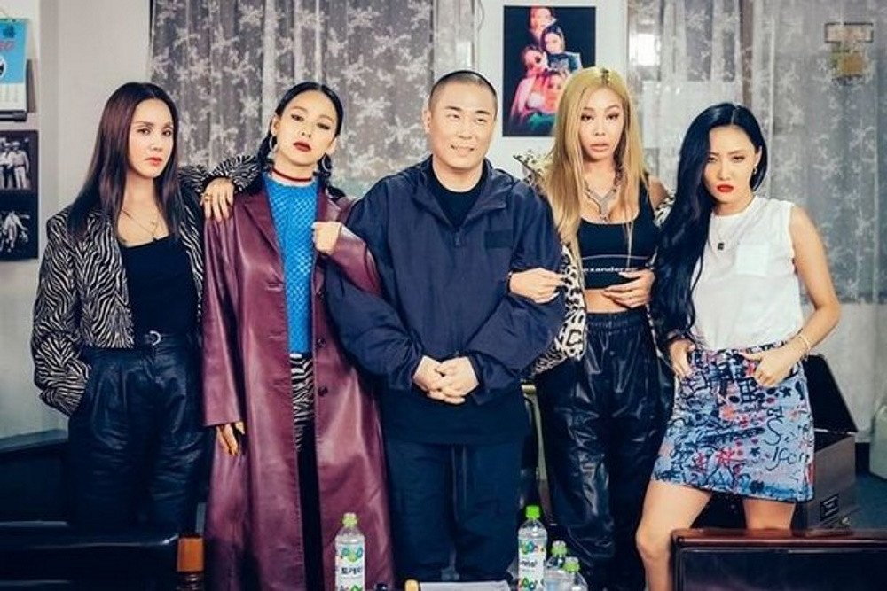 Refund Sisters (Lee Hyori, Jessi, Hwa Sa & Uhm Jung Hwa) to work with composer Black Eyed Pilseung for debut track | allkpop
