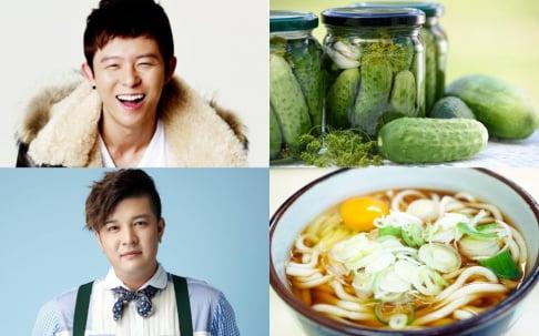 EXO, Sehun, Baekhyun, H.O.T, Tony An , Super Junior, Leeteuk, Shindong, Kyuhyun