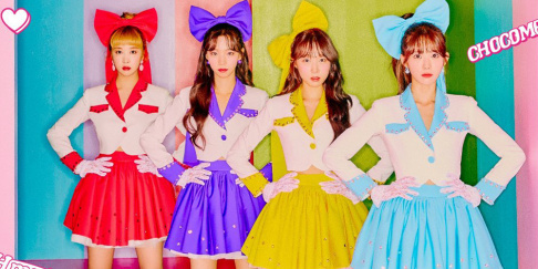 Cosmic Girls, Dayoung, Luda, Yeoreum, Soobin