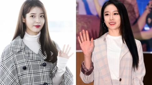 IU, T-ara, Jiyeon