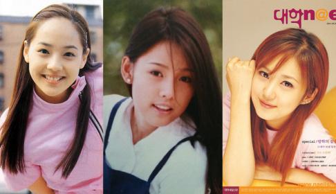 Lee Hyori, Hwang Jung Eum, Jang Na Ra, Jung Ryeo Won, Lee Jung Hyun, Seo Hyun Jin, Eugene