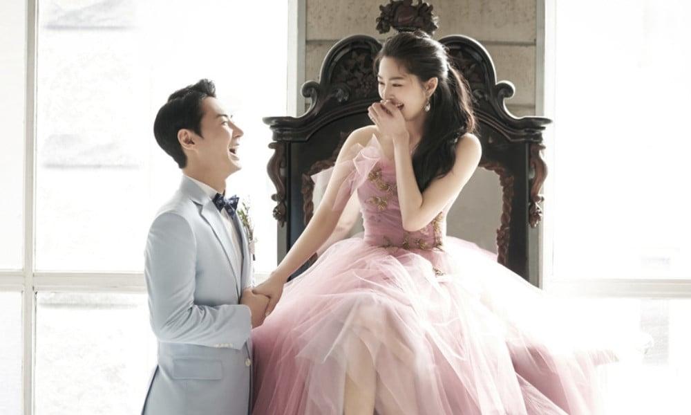 Shinhwas Junjin becomes 2nd member to marry; weds flight