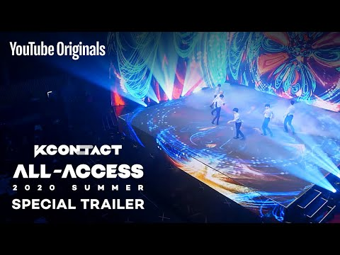 Mnet unveils a special trailer for their upcoming 'KCON: TACT ALL-ACCESS' virtual concert