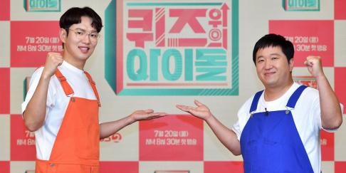 Jang Sung Kyu, Jung Hyung Don