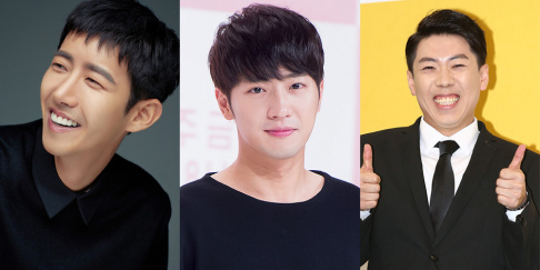 Lee Sang Yup, Yang Se Chan, Kwanghee