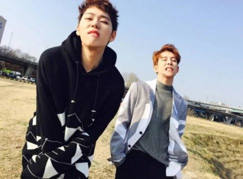 Block B, Zico, Park Kyung
