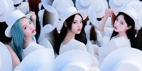 LOONA, JinSoul, Go Won, Olivia Hye