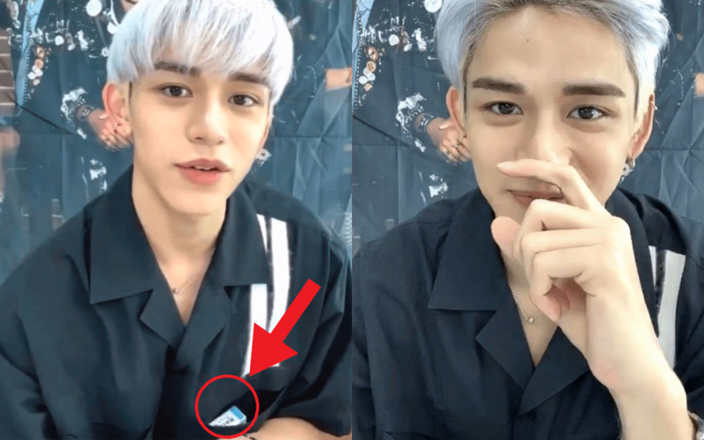 Fans React As Lucas Trends Worldwide After Accidentally Showing His Cigarette Box During A Live Stream Allkpop