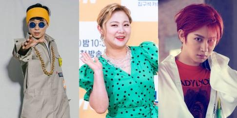 Park Na Rae, Heechul, Yoo Jae Suk