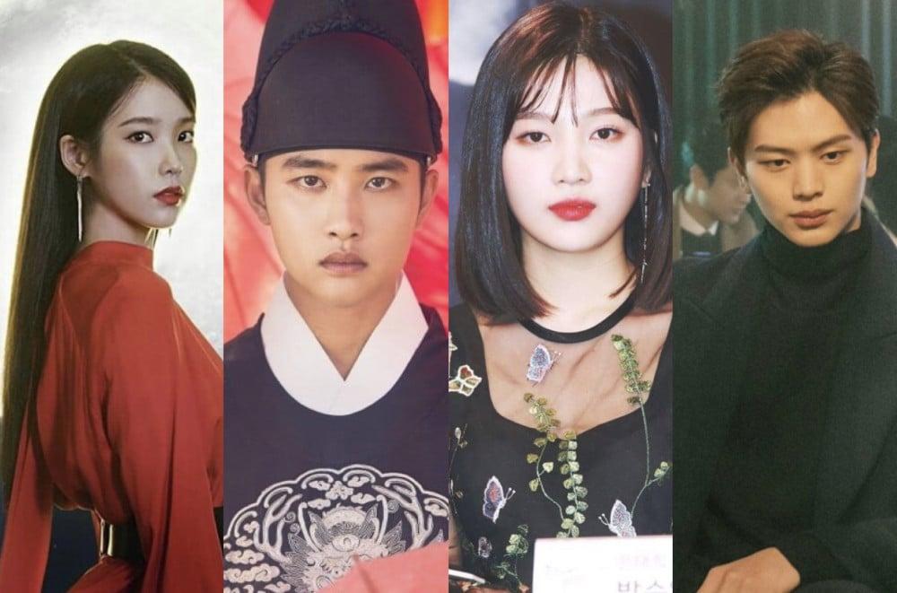 10 Of K Pop S Best Idol Actors Allkpop