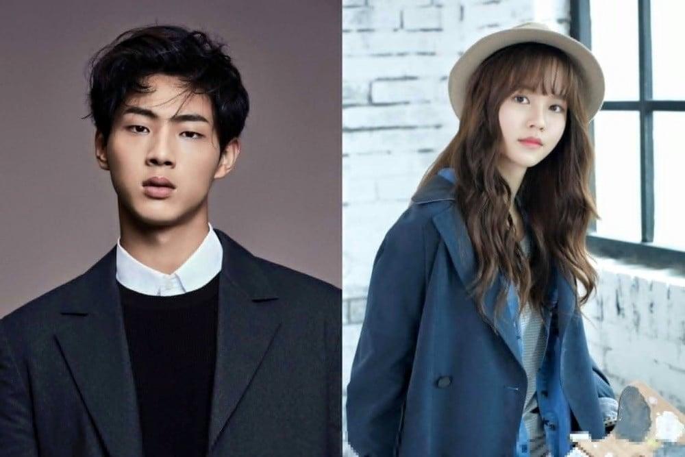 Ji Soo dan Kim So Hyun