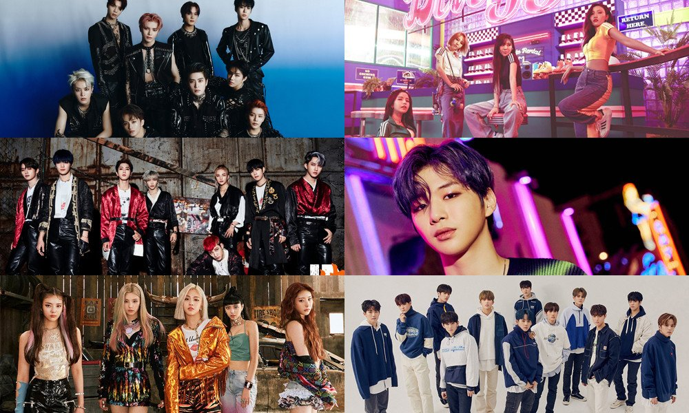 Nct 127 Mamamoo Stray Kids Kang Daniel Itzy Treasure More Announced As First Lineup Of Artists For The 2020 Asia Artist Awards Allkpop