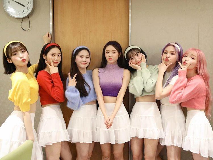 OH MY GIRL BANHANA (오마이걸 반하나) Members Profile, Trivia