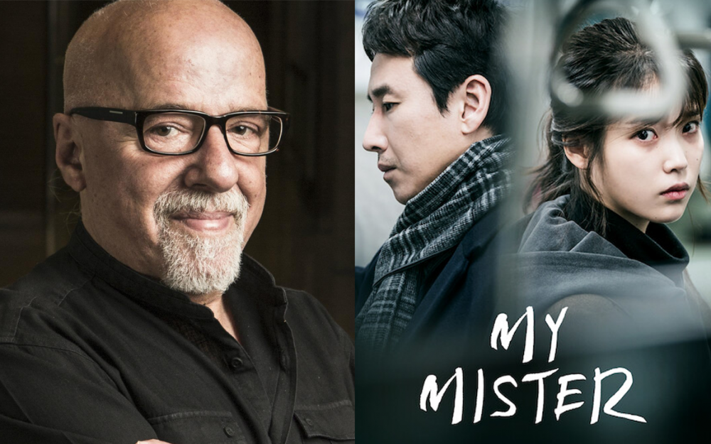 Paulo Coelho, the best-selling author of 'The Alchemist,' praises the Korean drama 'My Mister'