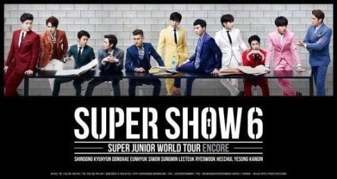 April, Super Junior