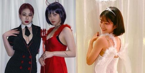 Lee Hi, Jamie (Park Ji Min)