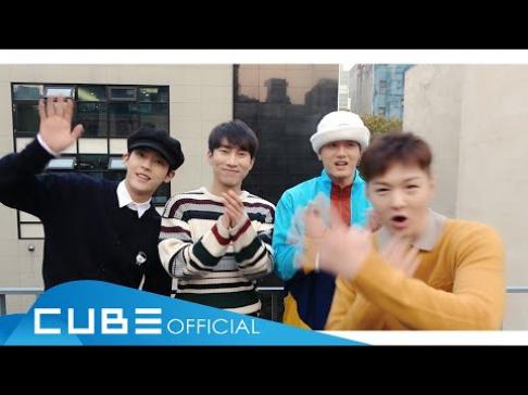 BTOB, Eunkwang, Peniel, Changsub, Minhyuk