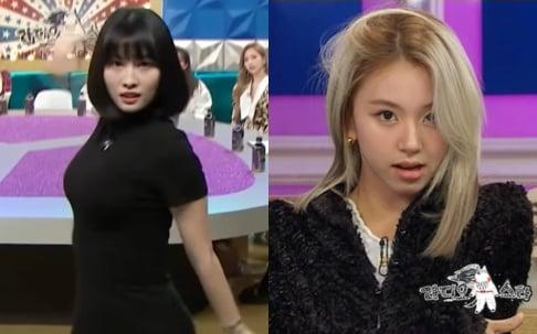 TWICE, Momo, Chaeyoung
