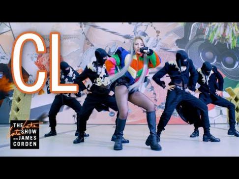 2NE1, CL
