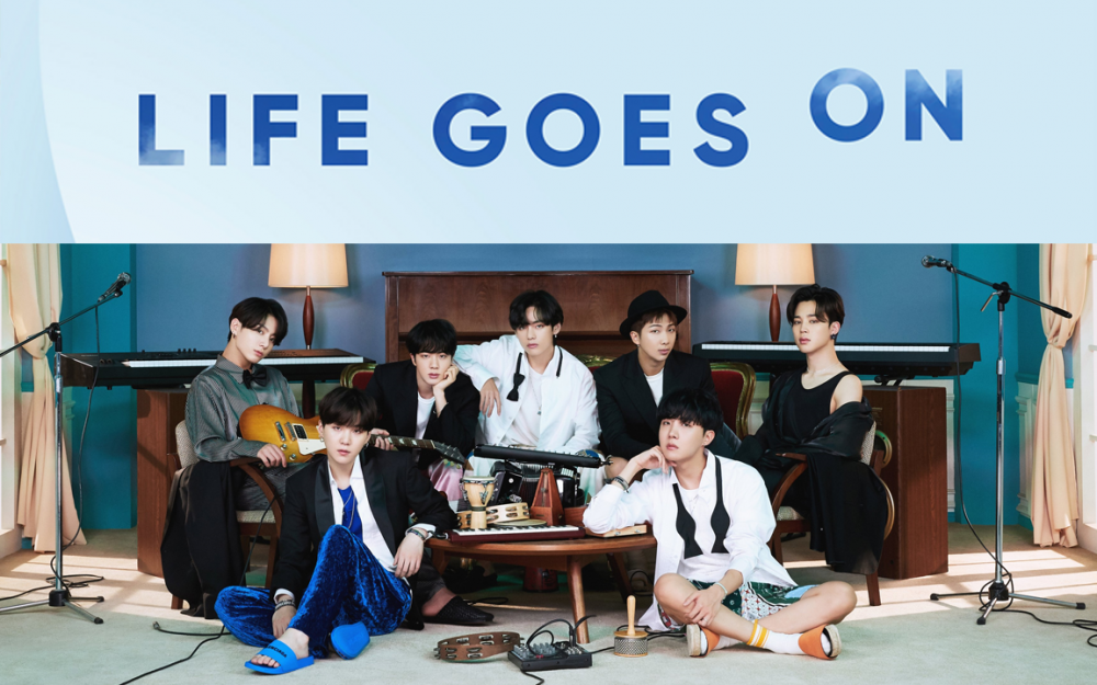 Bts Release Teaser Photo Life Goes On For Their Upcoming Album Be Allkpop