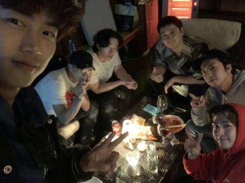 2PM, Jun.K, Nichkhun, Taecyeon, Wooyoung, Junho, Chansung