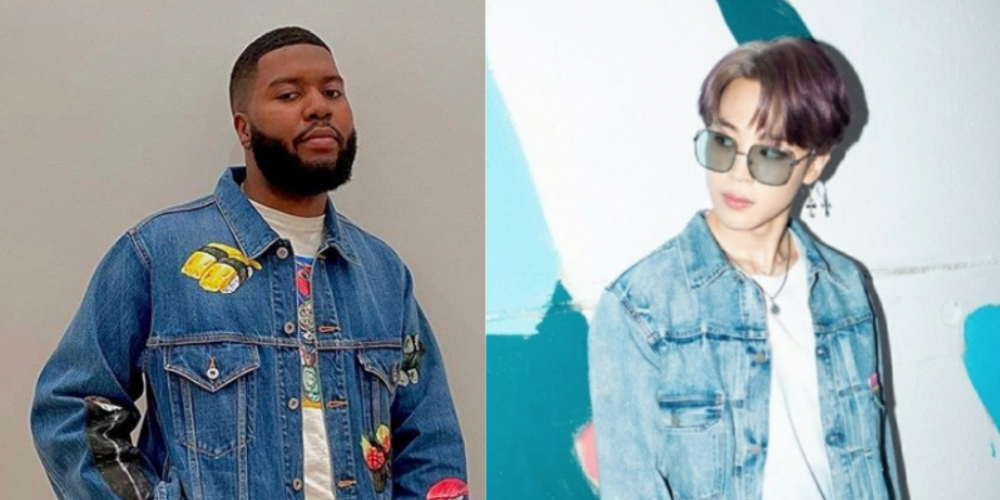 Netizens Hope For Bts S Jimin Collaboration With Khalid Allkpop