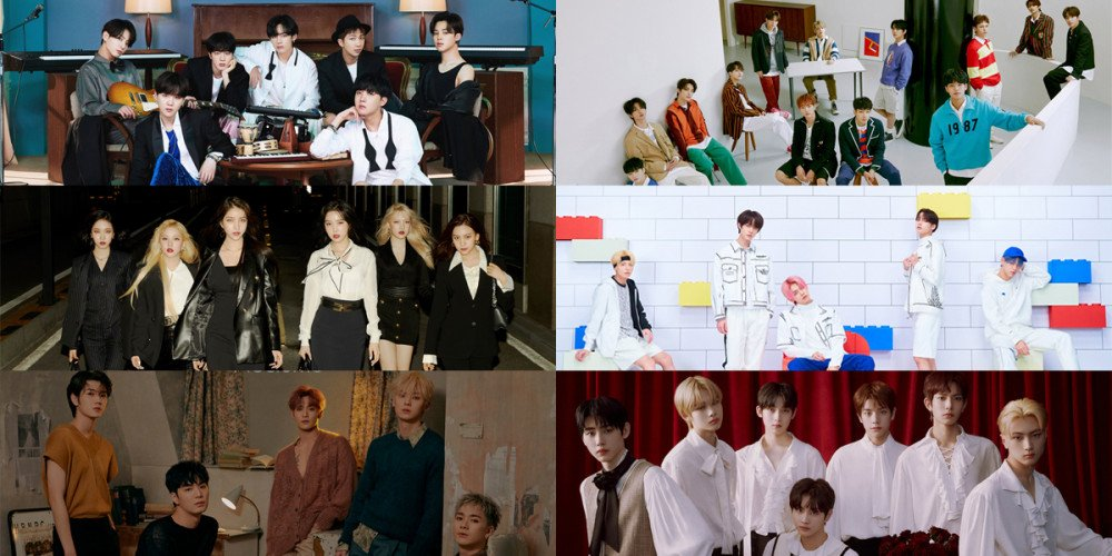 Fans Share The Wildest Dream Stages They D Love To See Come True At The Upcoming Big Hit Labels New Year S Eve Concert Allkpop