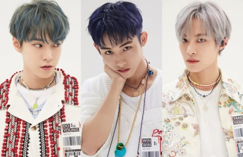 Mark (GOT7), NCT, Doyoung, Chenle, Jaemin, Winwin