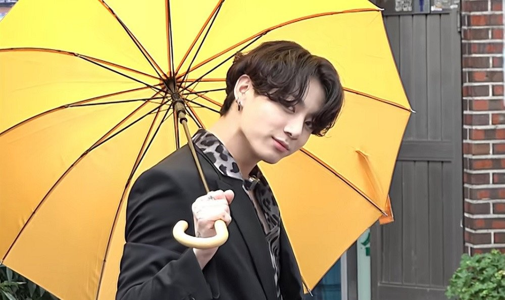 Is Jungkook sending a key message to protesters in Hong Kong?