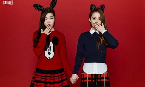 Akdong Musician (AKMU), Suhyun, HI SUHYUN, Lee Hi