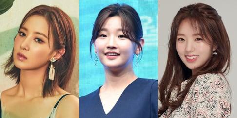 Chae Soo Bin, Yuri, Park So Dam