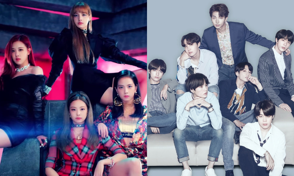 "BTS and Blackpink among nominees for Time Magazine's ""Person of the Year"" 2020"
