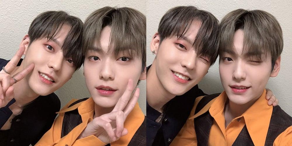 Soobin from TXT and Minhyuk from BTOB are Doppelgängers