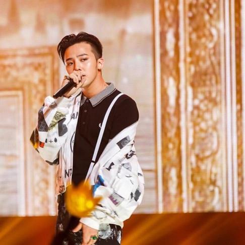 Big Bang, G-Dragon, BTS