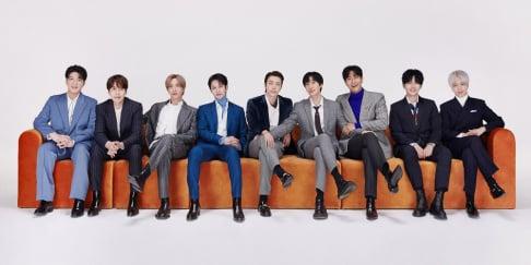Super Junior, Leeteuk, Shindong, Siwon, Heechul, Ryeowook, Eunhyuk, Kyuhyun, Yesung, Donghae