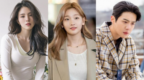 Han So Hwee, Joo Ji Hoon, Kim Da Mi, Kim Seon Ho, Kim Soo Hyun, Park Seo Joon, Park So Dam, Seo Ye Ji, Woo Do Hwan