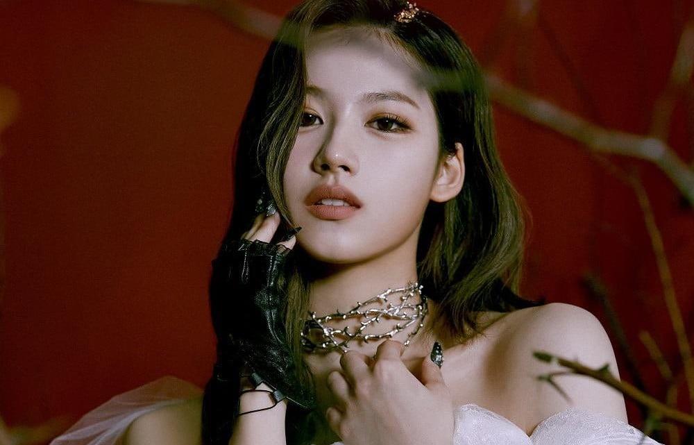 TWICE reveal 'Cry For Me' concept teaser photos feat. Sana & Tzuyu | allkpop