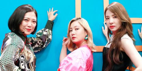 Kim Sook, Park Na Rae, Dara