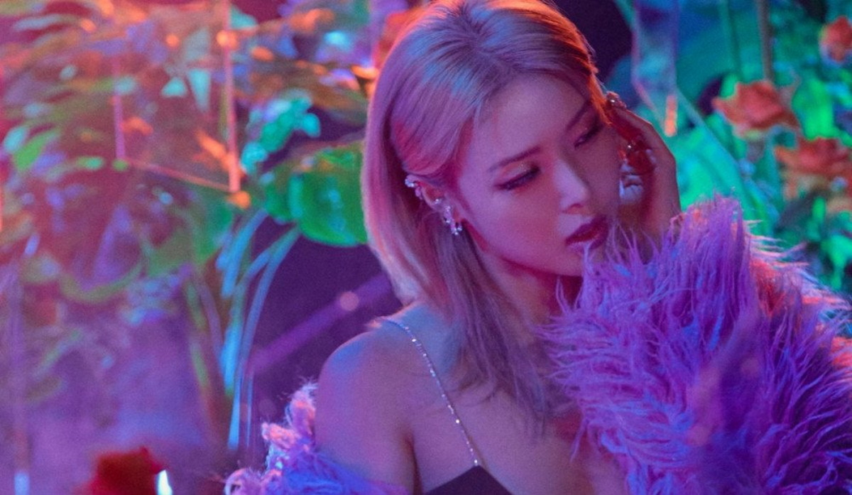 Yubin bathes in 'Perfume' in sweet MV | allkpop