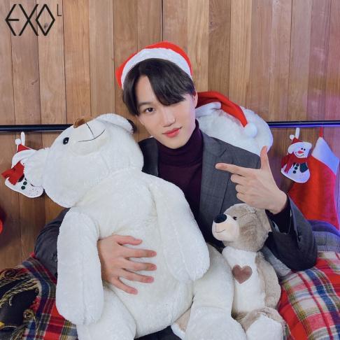 EXO, Kai