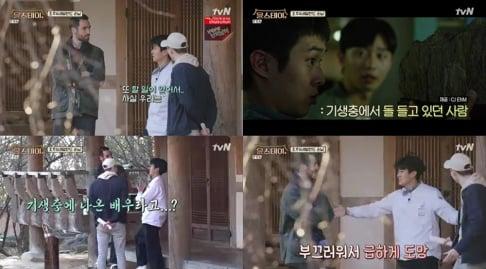 Choi Woo Sik, Park Seo Joon