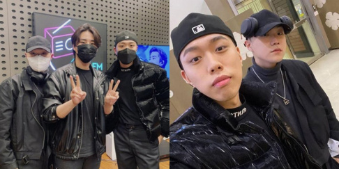 BewhY, DAY6, Young K