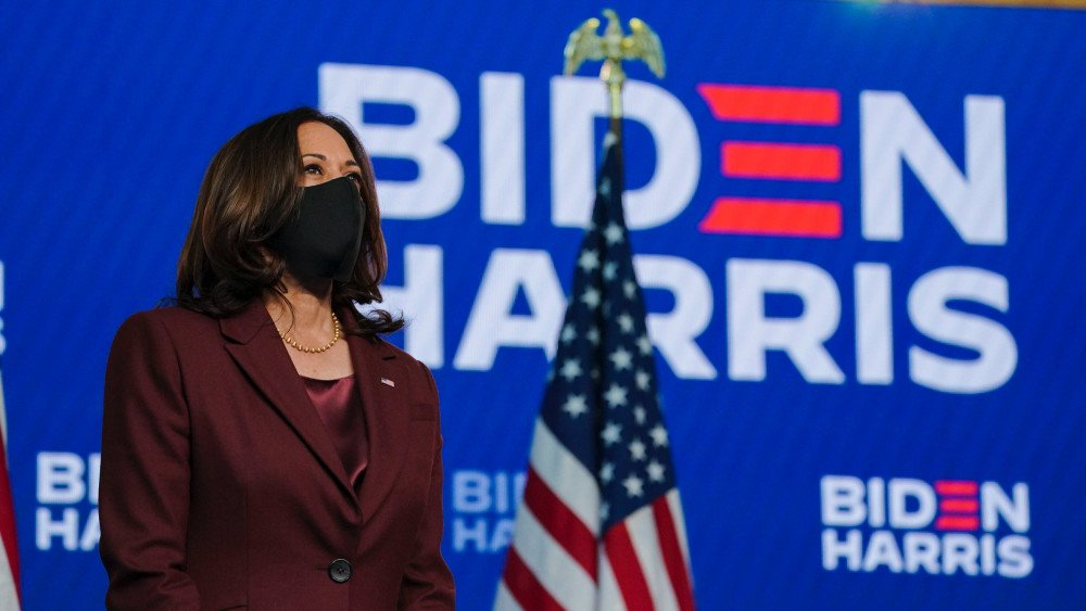 Vice-president of the United States, Kamala Harris turns out to be a BTS ARMY as she follows them on Twitter and includes 'Boy With Luv' in her Spotify playlist