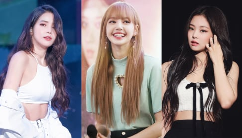 BLACKPINK, Jennie, Lisa, Amber, Girl