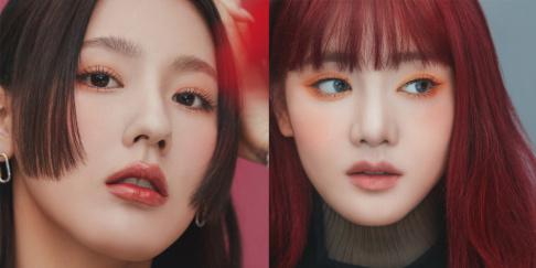 (G)I-DLE, Miyeon, Minnie